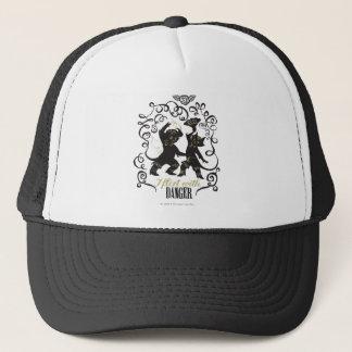 Je flirte avec le danger 2 casquette