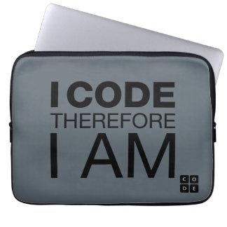 Je me code par conséquent suis trousse pour ordinateur portable