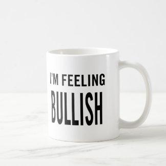 Je me sens à la hausse mug