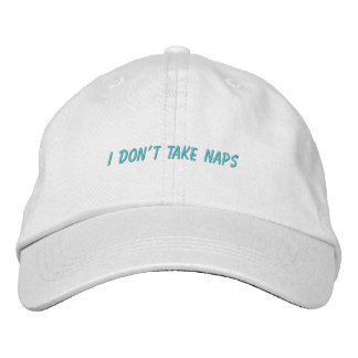 Je ne prends pas le casquette de papa de petits