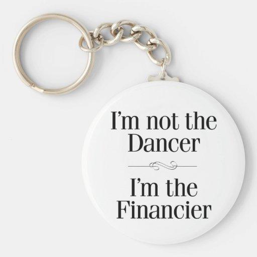 Je ne suis pas le danseur porte-clés