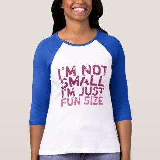 Je ne suis pas petit, je suis juste T-shirt de