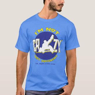 Je ne suis pas T-shirt fou de gardien de but