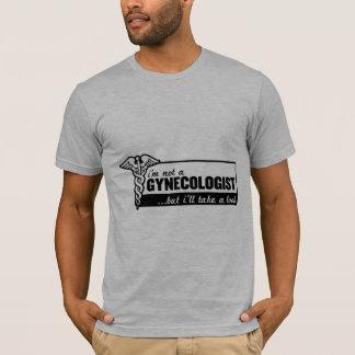 je ne suis pas un gynécologue mais je jetterai un t-shirt