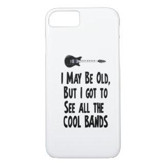 Je peux être de vieilles, fraîches bandes ! coque iPhone 7