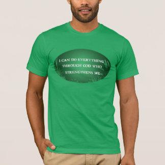 """""""Je peux faire tout"""" T-shirt"""