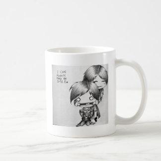 Je peux vous inciter à sourire mug