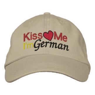 Je suis allemand par SRF Casquette Brodée