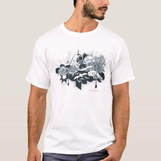 Je suis Batman - réglisse T-shirt