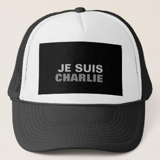 JE SUIS CHARLIE CASQUETTE