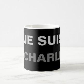 JE SUIS CHARLIE MUG