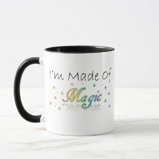 Je suis fait de tasse magique