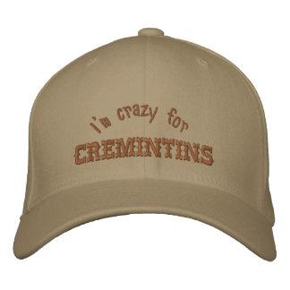 Je suis fou pour la casquette de baseball de
