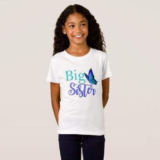 Je suis la chemise de grande soeur avec le T-Shirt