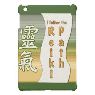 Je suis le chemin de Reiki Étui iPad Mini