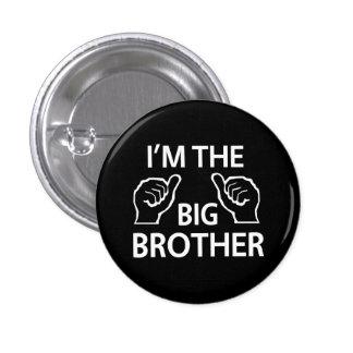 Je suis le frère badge rond 2,50 cm
