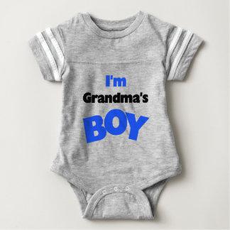 Je suis le garçon de la grand-maman body