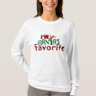 Je suis le T-shirt préféré de Père Noël