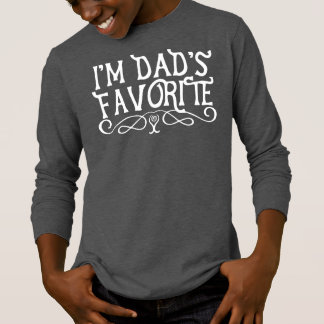 Je suis l'obscurité du fils préféré du papa t-shirt
