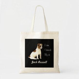 Je suis possédé par un Jack Russell Tote Bag