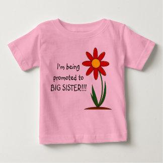 Je suis promu au T-shirt de nourrisson de grande
