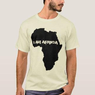 JE SUIS T-shirt de l'AFRIQUE