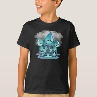 Je suis T-shirt triste d'obscurité d'enfants