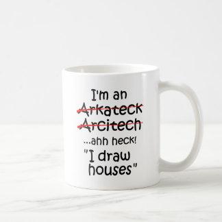 Je suis un architecte mug