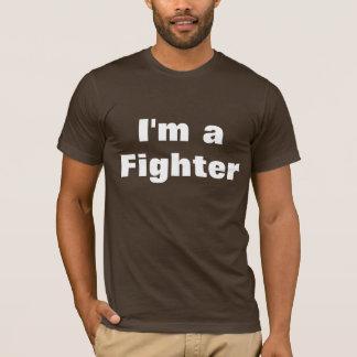 Je suis un combattant t-shirt