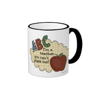 Je suis un professeur… que vous ne pouvez pas m'ef tasses