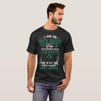 Je suis un rugby irlandais t-shirt