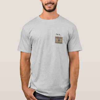 Je suis un T-shirt de CATHOLIQUE de WHISKEY