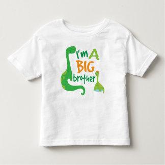 Je suis un T-shirt de dinosaure de garçons de