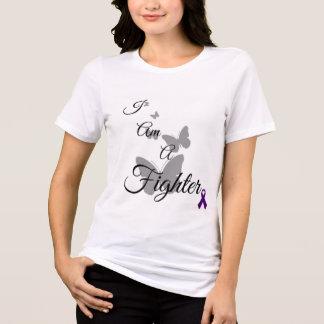 Je suis un T-shirt de fibromyalgie de combattant
