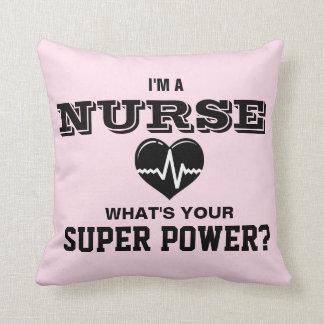 Je suis une infirmière ce qui est votre super oreiller