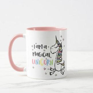 Je suis une licorne mug