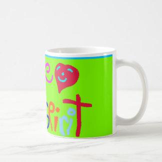 """""""Je tasse de café aime Saint-Esprit"""""""