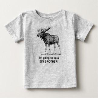 Je vais être un frère ! ! (ORIGNAUX) T-shirt Pour Bébé
