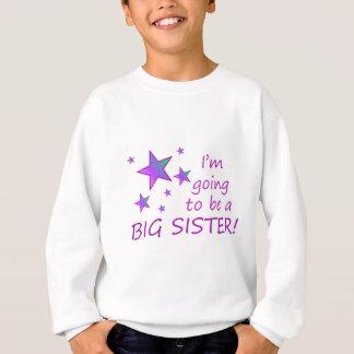 Je vais être une grande soeur ! sweatshirt