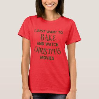 """""""Je veux juste faire"""" le T-shirt cuire au four de"""