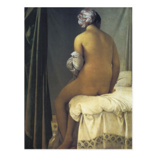 Jean Auguste Dominique Ingres 1808 Carte Postale