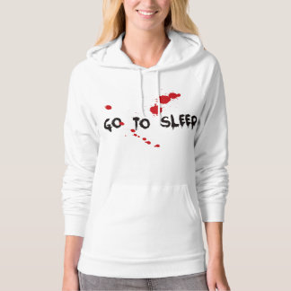 Jeff The Killer Hoodie - Go To Sleep Pull À Capuche