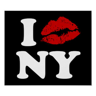 J'embrasse New York