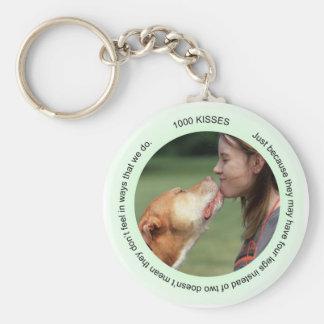 Jems de Jen 1000 baisers Porte-clés