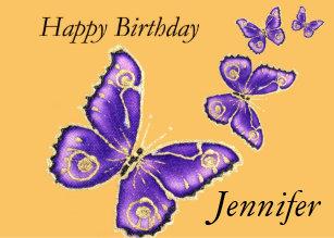 Invitations Faire Part Cartes Anniversaire Jennifer Zazzle Be