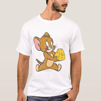 Jerry aime son fromage t-shirt