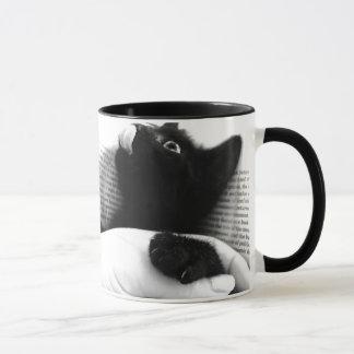 Jerry le chat mug