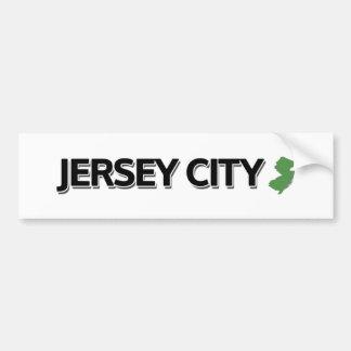 Jersey City, New Jersey Autocollant De Voiture