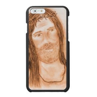 Jésus dans la lumière coque-portefeuille iPhone 6 incipio watson™