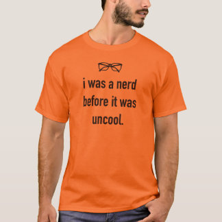 j'étais un ballot avant qu'il ait été sophistiqué t-shirt